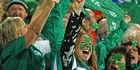 View: Ireland fans celebrate historic win