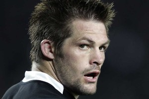 The experts agree - Richie McCaw has been the greatest All Black of the modern era. But can his captaincy lead the All Blacks to the Rugby World Cup?. Photo / Dean Purcell
