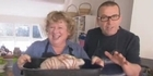 Watch: Paul Henry stuffs a chicken