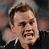 All Blacks fullback Israel Dagg escapes the tackle of a French defender. Photo / Brett Phibbs