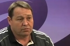 "It seems Kiwi fans are backing every team except Australia; NZ coach Steve Hansen says ""it's a real shame""."