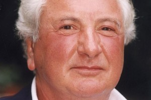 British director Michael Winner, who has married at the age of 75, says he enjoyed his decades of philandering but has decided to calm down. Photo / Supplied