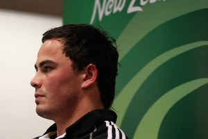 Zac Guildford. Photo / Getty Images