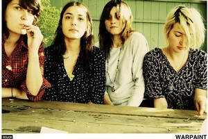 LA quartet Warpaint didn't want to compromise on their sound and consequently it took a little time to gain the recognition they now have. Photo / Supplied