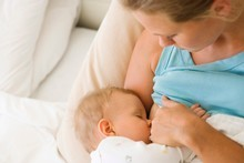 New Zealand's Ministry of Health recommends exclusive breastfeeding for the first six months. Photo / Thinkstock