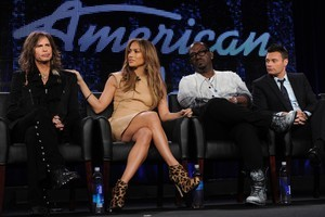 Jennifer Lopez and Steven Tyler will bring a gentler judging style to the American Idol team. Photo / AP