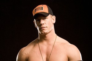 WWE wrestler John Cena. Photo / Supplied