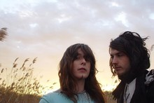 Victoria Legrand and Alex Scally have a unique musical chemistry. Photo / Supplied