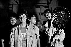 Atlanta band Deerhunter's music has a heady pop sensibility. Photo / Supplied