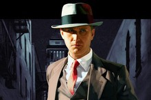 Cole Phelps, who is voiced by Mad Men's Aaron Staton. Photo / Supplied