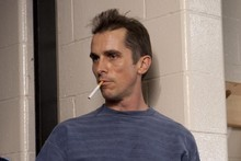 Christian Bale's performance as former boxer and drug addict Dicky Eklund is hard-hitting. Photo / Supplied