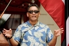 Hone Harawira, protester not politician. Photo / Northern Advocate