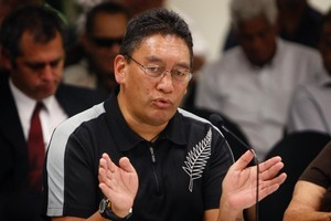 Hone Harawira wants his party leaders to respond to his valid concerns. Photo / Sarah Ivey