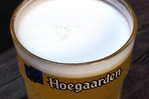 Hoegaarden. Photo / Derek Flynn