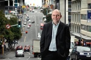 Minister for Communications and Information Technology Steven Joyce. Photo / Brett Phibbs