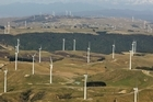 The operation of wind farms injects millions into the local economy each year. Photo / Mark Mitchell