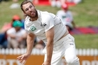 Daniel Vettori remains the country's best slow operator. Photo / Christine Cornege