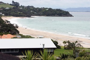 Golfers at Langs Beach reported seeing a low flying aircraft. Photo / Northern Advocate