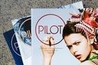 Pilot magazine. Photo / Babiche Martens