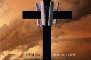 Album cover for Absolute Dissent. Photo / Supplied
