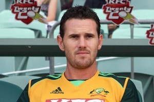Shaun Tait. Photo / Getty Images