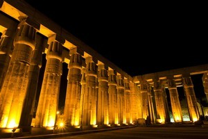 The Luxor Temple in Egypt is an awe-inspiring sight but what is its story? Photo / Thinkstock