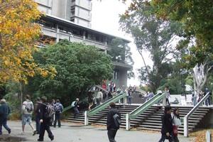 Canterbury University. File photo / Christchurch Star