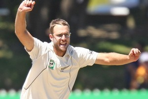 Daniel Vettori led New Zealand in 32 tests, with six wins and 16 losses, from late 2007. Photo / Getty Images