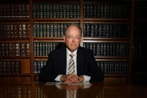 ACT leader Don Brash. Photo / Getty Images