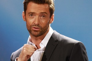 Hugh Jackman fractured a wrestler's jaw during a performance on WWE. Photo / Getty