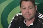 All Blacks assistant coach Steve Hansen answers questions about Kieran Read's injury, Richie McCaw's workload and IRB revenue issues.
