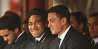 View: Sonny Bill and Ma'a's 'bromance'