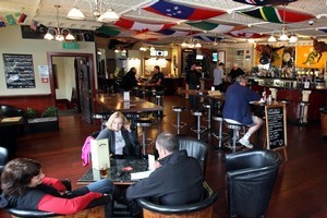 The Albion Pub on Hobson St. Photo / Janna Dixon