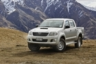 Toyota Hilux. Photo / Supplied