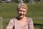 Miriam Dunningham in Churchill Park. Photo / Paul Estcourt