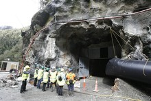 Workers may be able to re-enter the Pike River Mine by Christmas. Photo / The Press