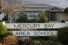 Mercury Bay Area School in Whitianga. Photo / Alan Gibson