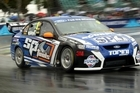 V8 Supercars holds a seven-year resource consent for the Hamilton event. Next April will be its fifth year staging the races in the city. Photo / Alan Gibson