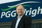 Tim Miles, former managing director of PGG Wrightson. Miles received a $3m farewell payment after leading the company for less than three years. Photo / Simon Baker