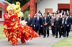 New Zealand and China have been growing closer economic ties. Photo / Christine Cornege
