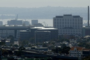 Air quality in Auckland is better than a WHO report suggested. File photo / NZ Herald