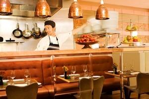 Chef Eddie Davies in Kitchen. Photo / Babiche Martens