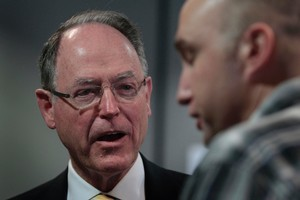 Act party leader Don Brash. Photo / Sarah Ivey
