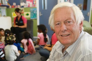 Kidicorp owner Wayne Wright. The company has announced it has purchased 124 ABC centres.  File photo