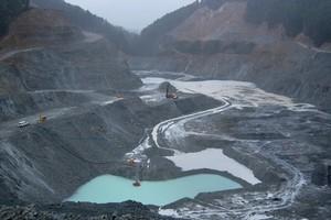 Oceana Gold Reefton mine. Photo / Grant Bradley