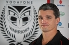 New Zealand Warriors coach Ivan Cleary after announcing he will leave the club. Photo / Greg Bowker