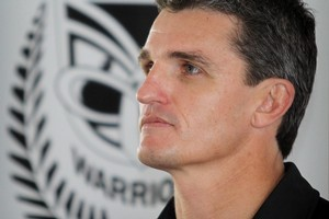Ivan Cleary. Photo / Greg Bowker