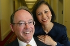 Don Brash must stop bleating about getting back with his wife, Je Lan. Photo / Mark Mitchell