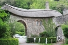 The picturesque tollhouse which must have stimulated poet Samuel Taylor Coleridge's imagination. Photo / Jim Eagles