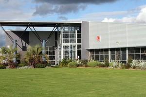 Wintec's existing Avalon Campus. Photo / APN